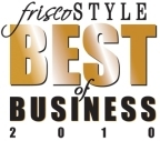 Colony Air Conditioning & Heating is voted Best of Business in Frisco, TX.