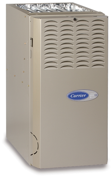 Carrier Infinity Series Gas Furnace