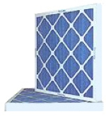 Colony Air Conditioning & Heating Sells Pleated Filters - 1 inch