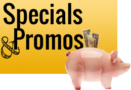 Specials, coupons, and promotions on Furnace repair from us in Frisco TX and Carrollton TX.