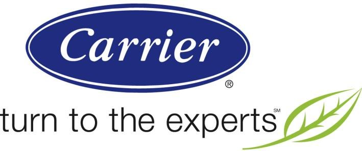 Carrier air conditioning and heating equipment