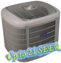 Carrier Infinity Series Air Conditioner