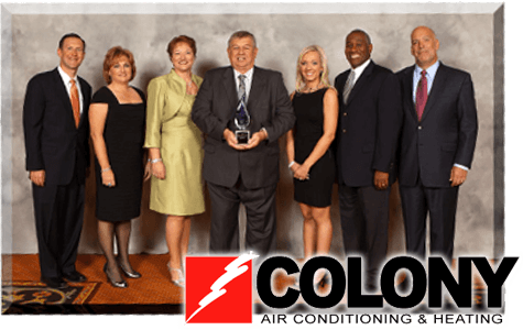 Install a new Furnace unit in your  home and receive Colony Cool Cash!