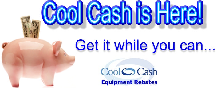 air conditioning equipment rebates for Frisco, Plano, Little Elm, Carrollton TX